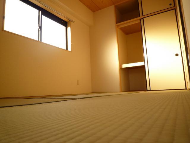 クレアール壱番館 403号室の収納