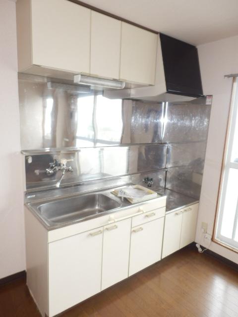エレガンスヤダ 302号室のキッチン