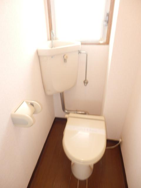 エレガンスヤダ 302号室のトイレ