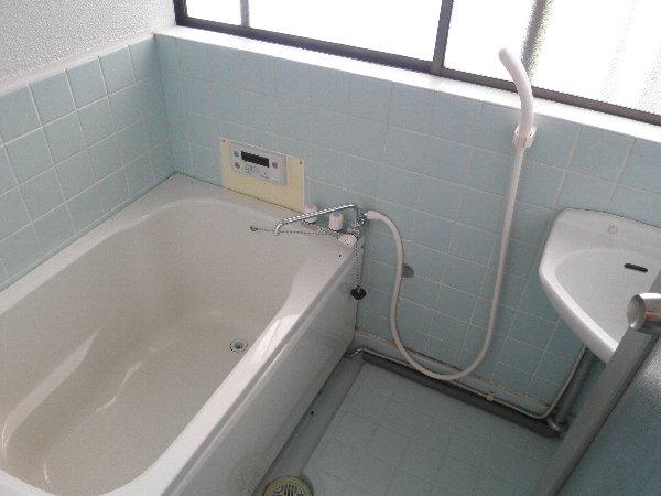 村山コーポ 202号室の風呂