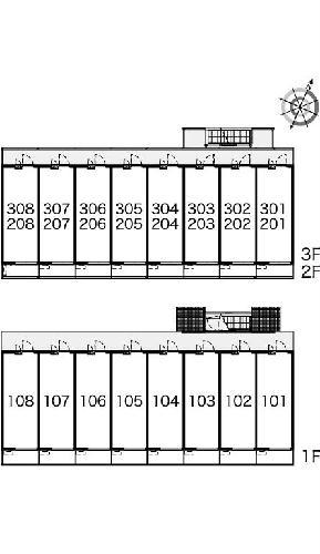 レオパレスⅠBA 104号室のその他