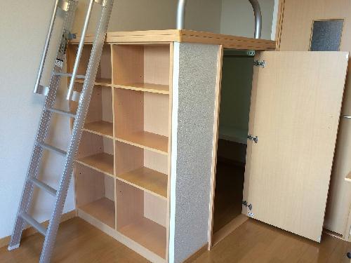 レオパレスⅠBA 104号室の風呂