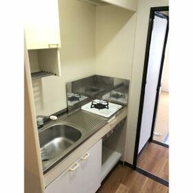 露橋ロイヤルハイツ I 3L号室のキッチン