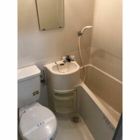 露橋ロイヤルハイツ I 3L号室の風呂