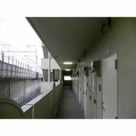 露橋ロイヤルハイツ I 3L号室のエントランス