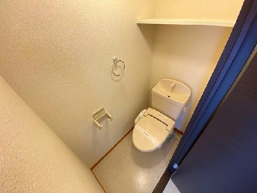 レオネクスト朱音 101号室のトイレ