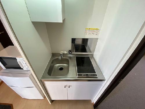 レオネクスト朱音 101号室のキッチン