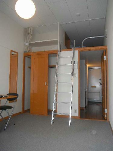 レオパレスあつた 205号室の設備