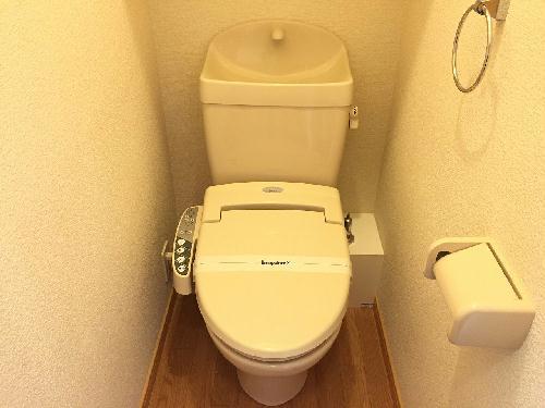 レオパレスエイムフル浜松 205号室のトイレ