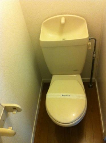 レオパレスヴィバーチェ 205号室のトイレ