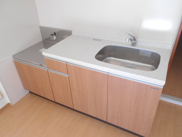 フローラ立野 103号室のキッチン