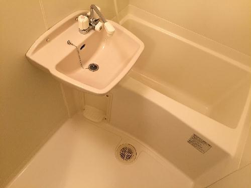 レオパレス森田 113号室の風呂