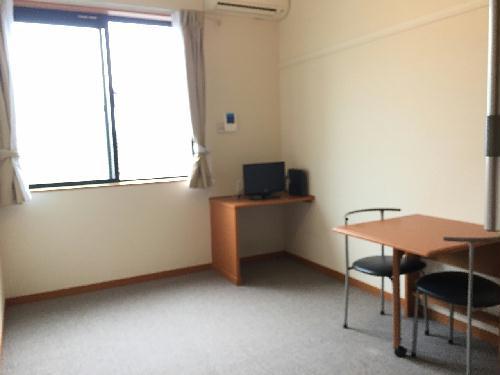 レオパレス森田 213号室のリビング