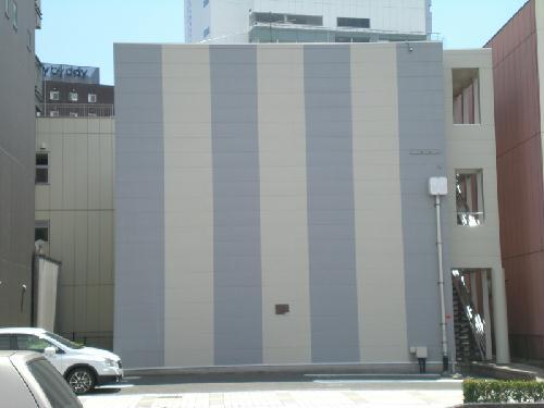 レオパレス新町外観写真