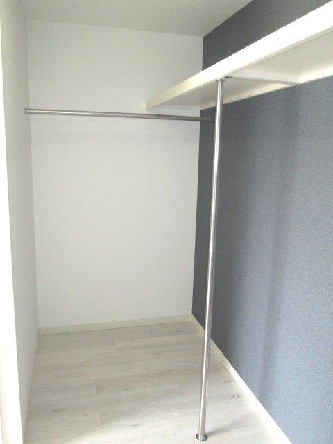 マンションストークV 101号室の収納