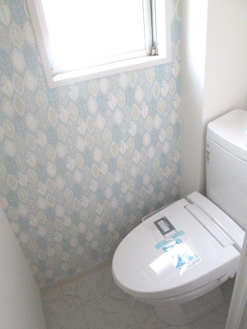 マンションストークV 101号室のトイレ