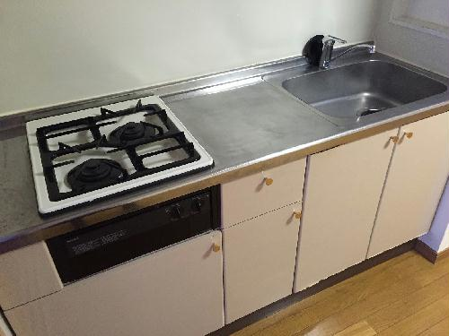 レオパレスCRECER 101号室のキッチン