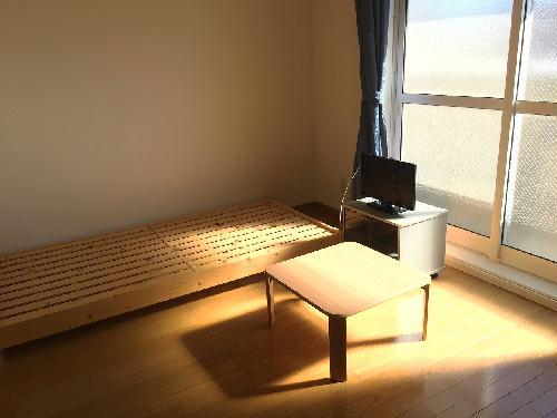 レオパレスCRECER 101号室の風呂