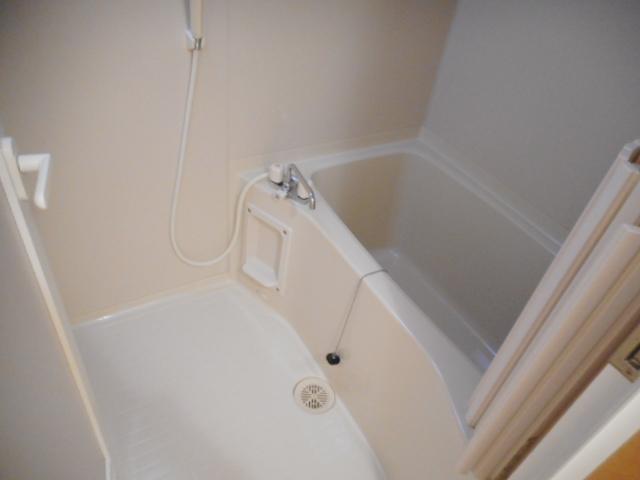 ドリームピア大蒲 403号室の風呂