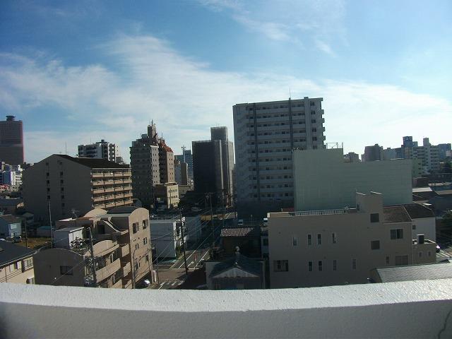 シティプレイス 602号室の景色