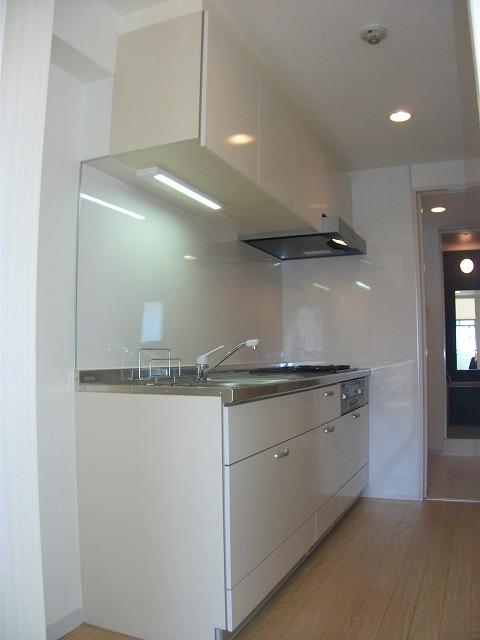 シティプレイス 602号室のキッチン