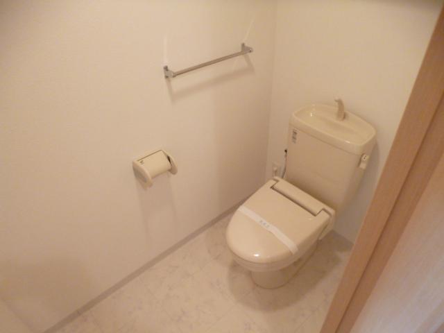 リンボックF 101号室の風呂