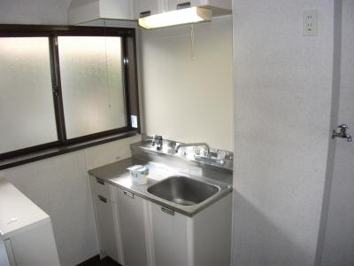 ハイツITO 101号室のキッチン