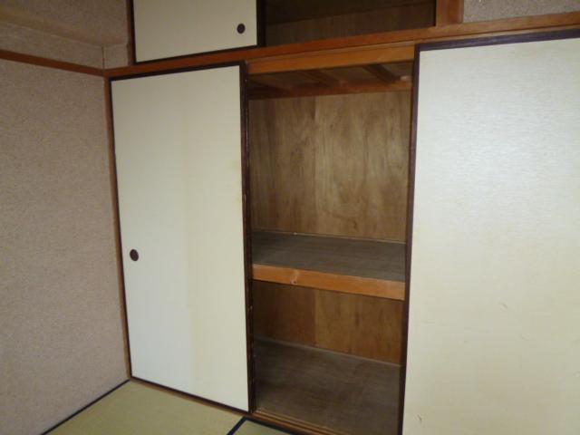 山王運輸ビル 7B号室の収納