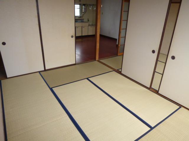 山王運輸ビル 7B号室のベッドルーム