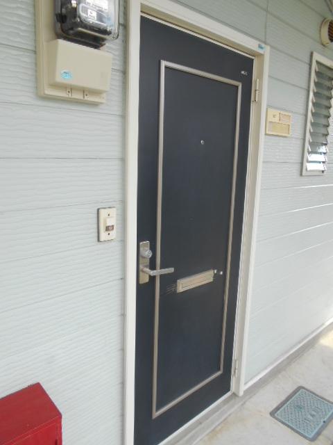 エクセルビラ住吉 107号室のセキュリティ