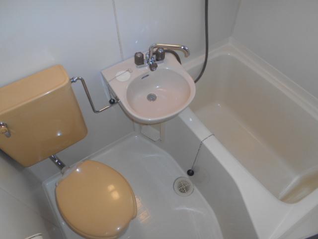エクセルビラ住吉 107号室の風呂