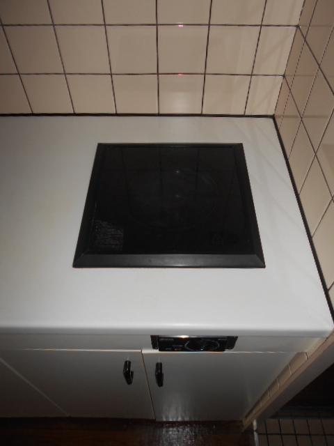 上島コモンコートD棟 203号室のキッチン