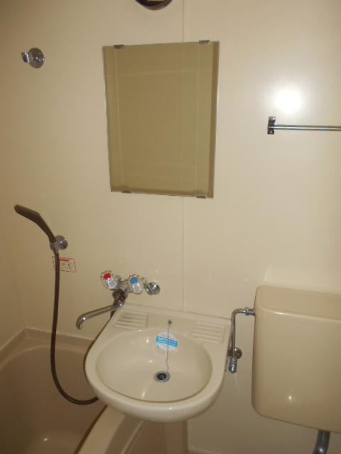 上島コモンコートD棟 203号室の洗面所