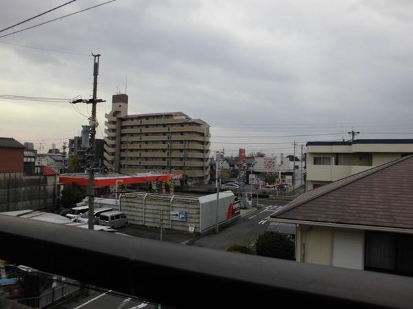 サンハイツ野田 201号室の景色