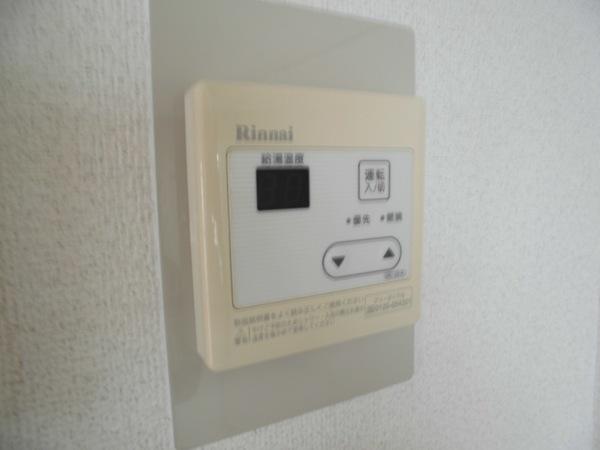 サンハイツ野田 201号室の風呂