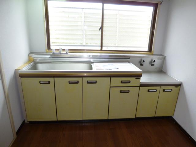 サンハイツ野田 201号室のキッチン