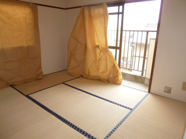 サンハイツ野田 201号室の収納