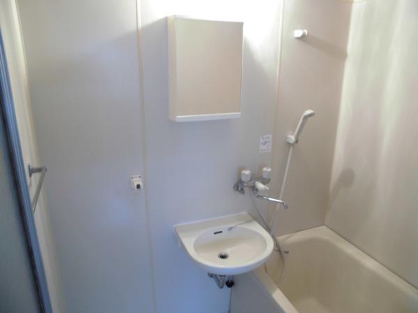 サンハイツ野田 201号室の洗面所