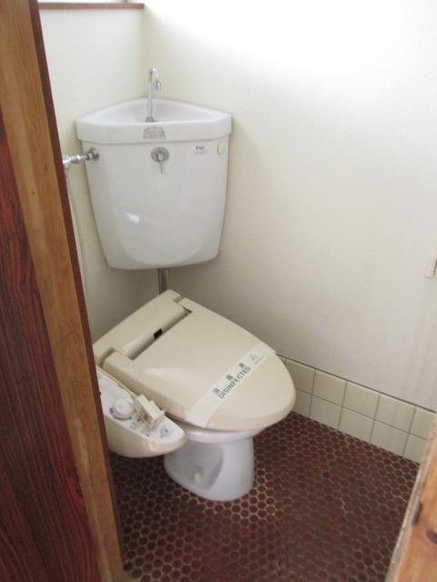三方原グリーンハイツB B-3号室のトイレ