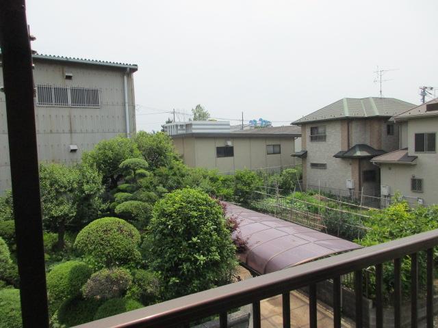 今井アパート 202号室の景色