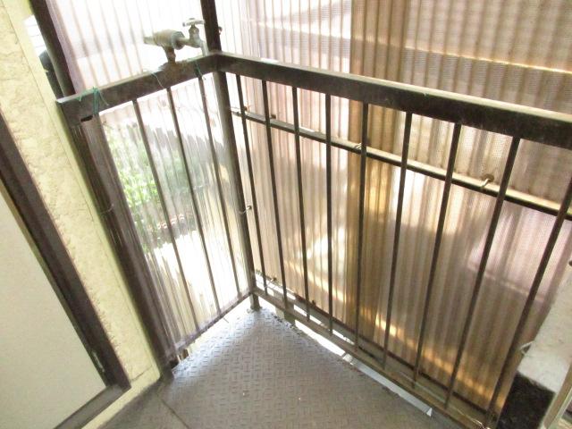 今井アパート 202号室のセキュリティ