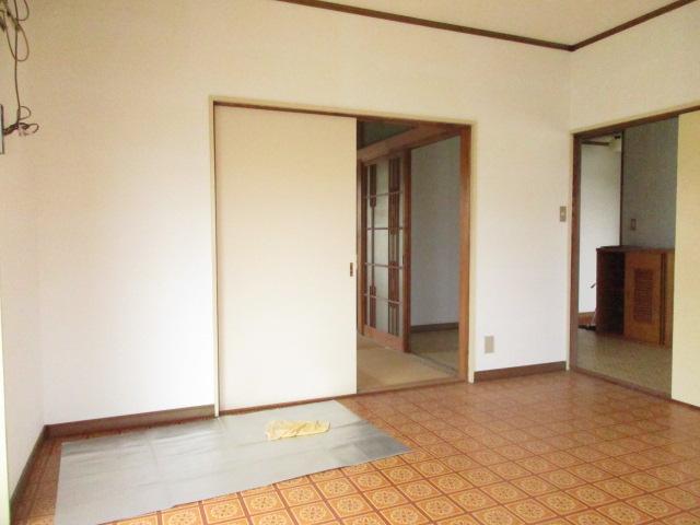 今井アパート 202号室のリビング