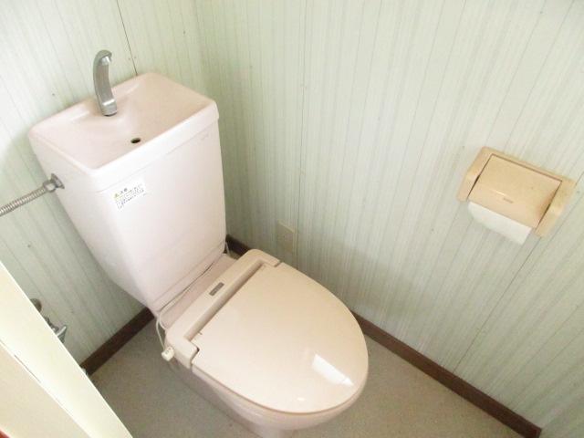 今井アパート 202号室のトイレ