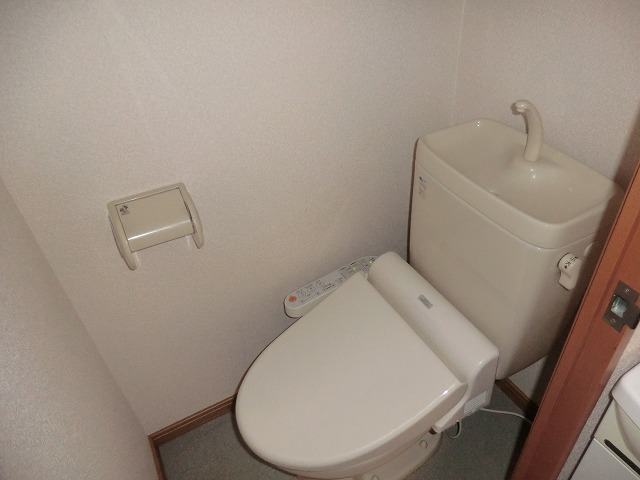 メゾン上条 205号室のトイレ