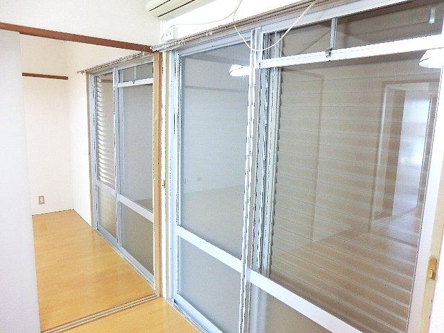 ハイツ小川(定期借家) 101号室のセキュリティ