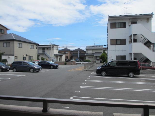 サンシャインユタカⅡ 103号室の景色