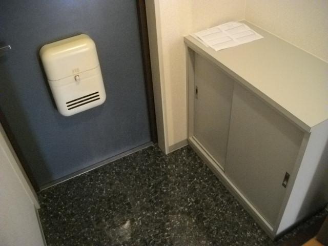三鈴シティ 402号室の収納
