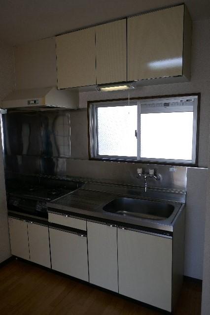 メゾンドフルール 205号室のキッチン