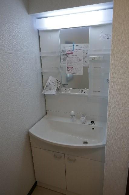 メゾンドフルール 205号室の洗面所