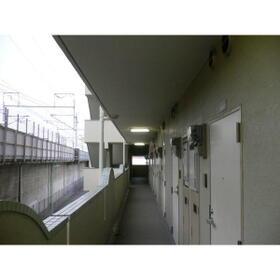 露橋ロイヤルハイツII 510号室の玄関
